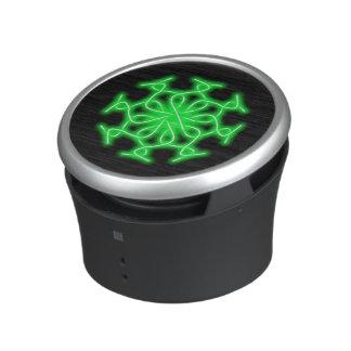 celtic knotwork bumpster speaker