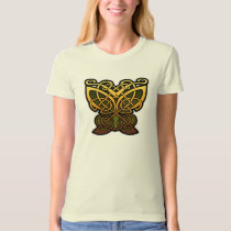 Celtic Knotwork Butterfly Shirt