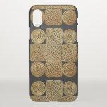 Celtic Knotwork Cross iPhone X Case