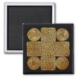 Celtic Knotwork Cross Magnet