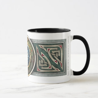Celtic Knotwork Design Mug