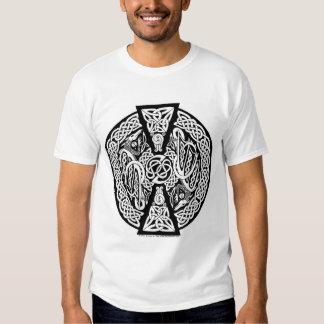 Celtic Knotwork Dragons T Shirt