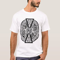 Celtic Knotwork Dragons T-Shirt