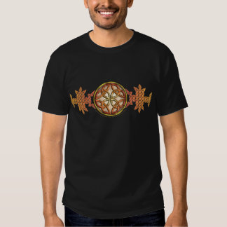 Celtic Knotwork Enamel Tee Shirt