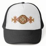 Celtic Knotwork Enamel Trucker Hat