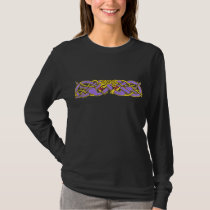 Celtic Knotwork Hounds T-Shirt