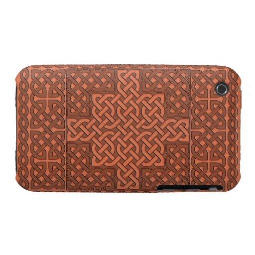 Celtic knotwork iPhone 3 Case-Mate Case