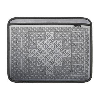 Celtic knotwork Macbook Rickshaw Sleeve MacBook Sleeves