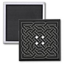 Celtic knotwork Magnet