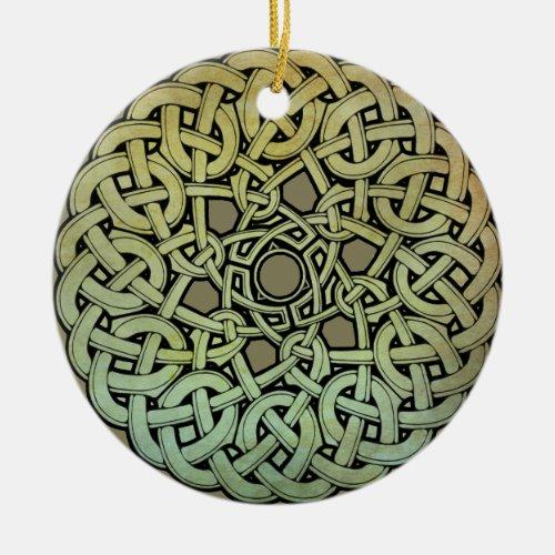 Celtic Knotwork Mandala