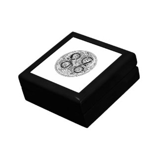 Celtic knotwork on any color gift box