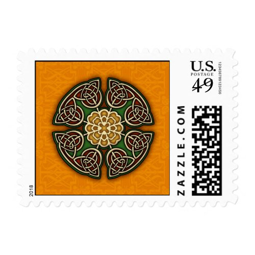 Celtic Knotwork Postage
