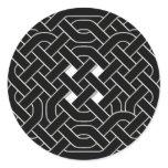 Celtic Knotwork Sticker