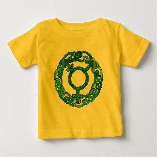 Celtic Knotwork Transgender Symbol Baby T-Shirt