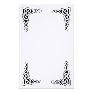 Celtic Lace 3 stationery