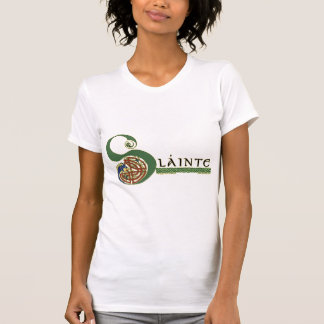 Celtic LadiesT-Shirts & Hoodies, Slainte Design