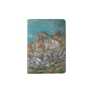Celtic Landscape Passport Holder
