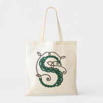 Celtic Letter S bag