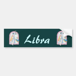 Celtic Libra Bumper Sticker