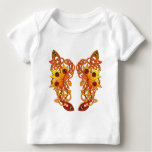 Celtic Loose Leaves Baby T-Shirt