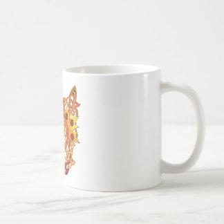 Celtic Loose Leaves Coffee Mug