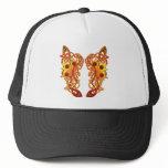 Celtic Loose Leaves Trucker Hat