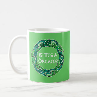 Celtic Lucid Dreaming Reality Check Coffee Mugs