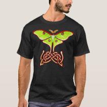 Celtic Lunar Moth T-Shirt
