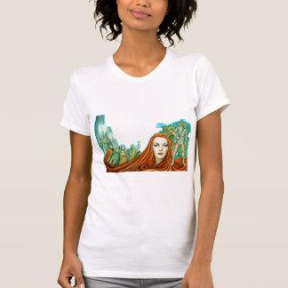 Celtic Magic Ladies Petite T-Shirt