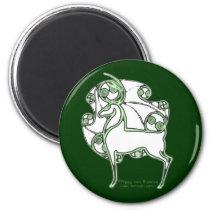 Celtic Magnets Herne Deer Design #3