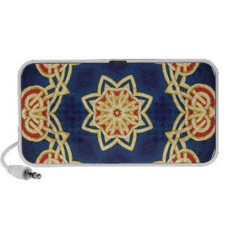 Celtic Mandala iPod Speakers