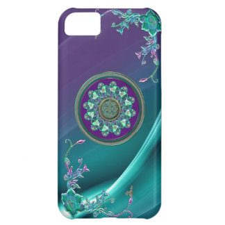 Celtic Mandala with Gold Symbols and Knots Case iPhone 5C Cases