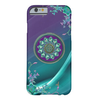 Celtic Mandala with Mystical Symbols n Knots Case Barely There iPhone 6 Case