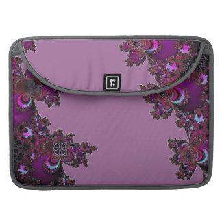 Celtic Mandelbrot Fractal Symbolic Cases MacBook Pro Sleeve