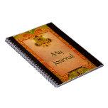 Celtic Manuscript Journal Notebook