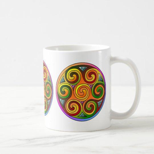 Celtic Markings Coffee Mug