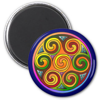 Celtic Markings Magnet
