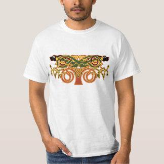 Celtic Mastiff Knot 2 T-Shirt
