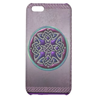 Celtic Metal Grunge for iPhone 5C Cover