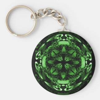 Celtic Midwinter motif Keychain