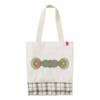 Celtic Moons storytime Zazzle HEART Tote Bag