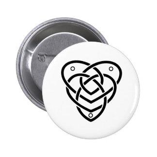 Celtic Motherhood Knot Buttons