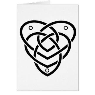 Celtic Motherhood Knot Cards