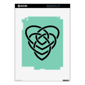 Celtic Motherhood Knot Decals For iPad 2