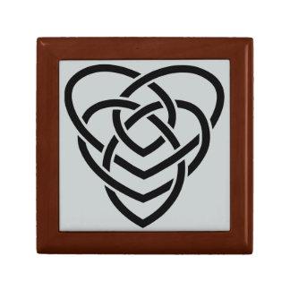 Celtic Motherhood Knot Jewelry Box