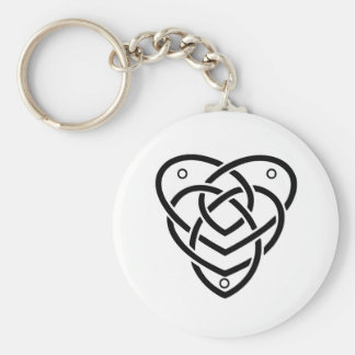 Celtic Motherhood Knot Keychains
