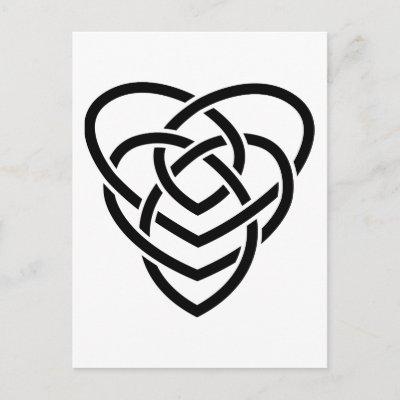 Celtic Motherhood Knot Symbol