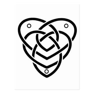 Celtic Motherhood Knot Postcards