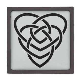 Celtic Motherhood Knot Premium Jewelry Box