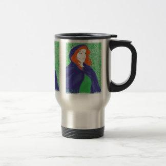 Celtic mugs, Bridgit design
